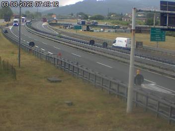 webcam A15 Spezia